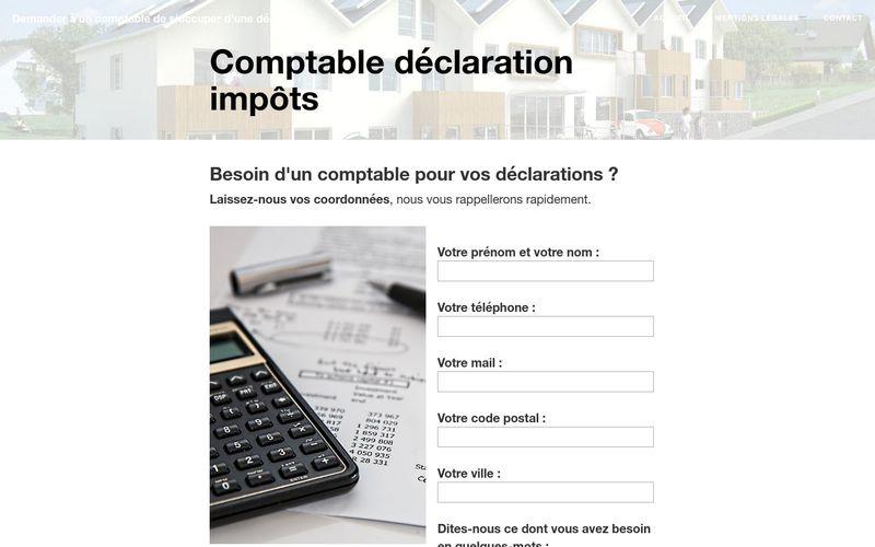 Peut-on demander à un comptable de faire sa déclaration d'impôts ?