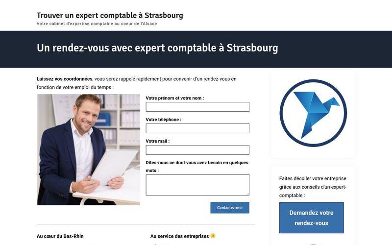 Trouver un expert comptable à Strasbourg - Votre cabinet d'expertise comptable au coeur de l'Alsace